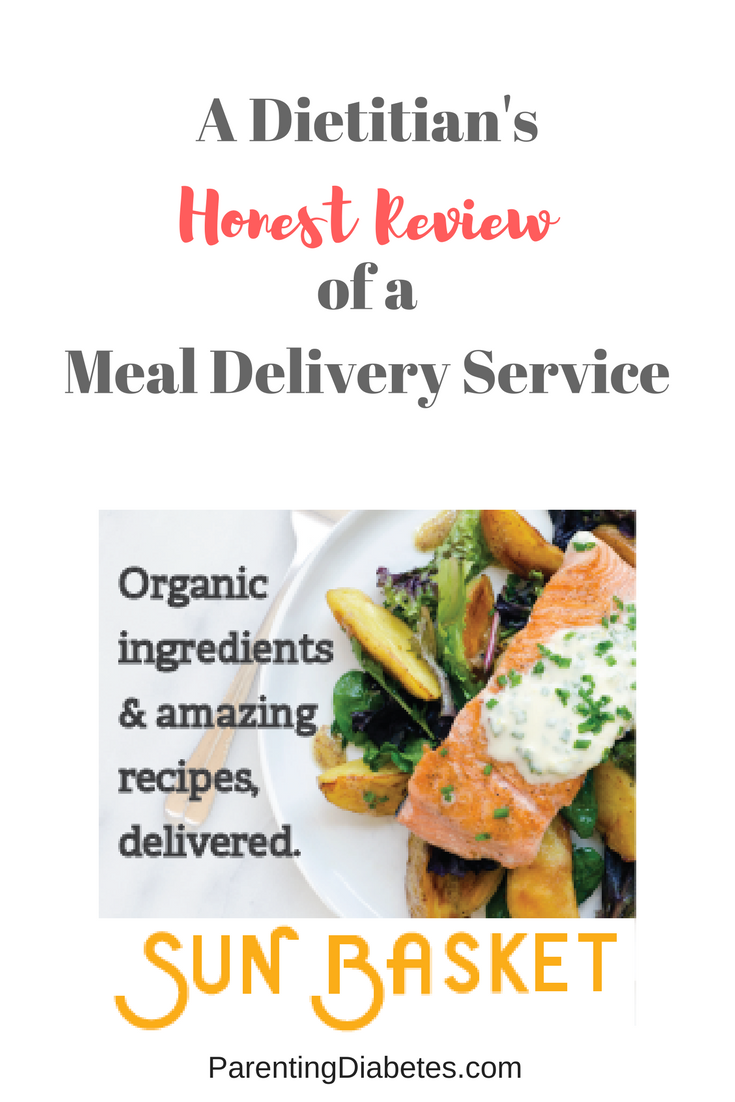 A dietitians honest review of sun basket meal delivery service a dietitians honest review of sun basket meal delivery service parenting diabetes forumfinder Image collections