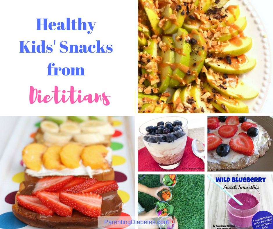 Healthy Foods And Snacks For Diabetes