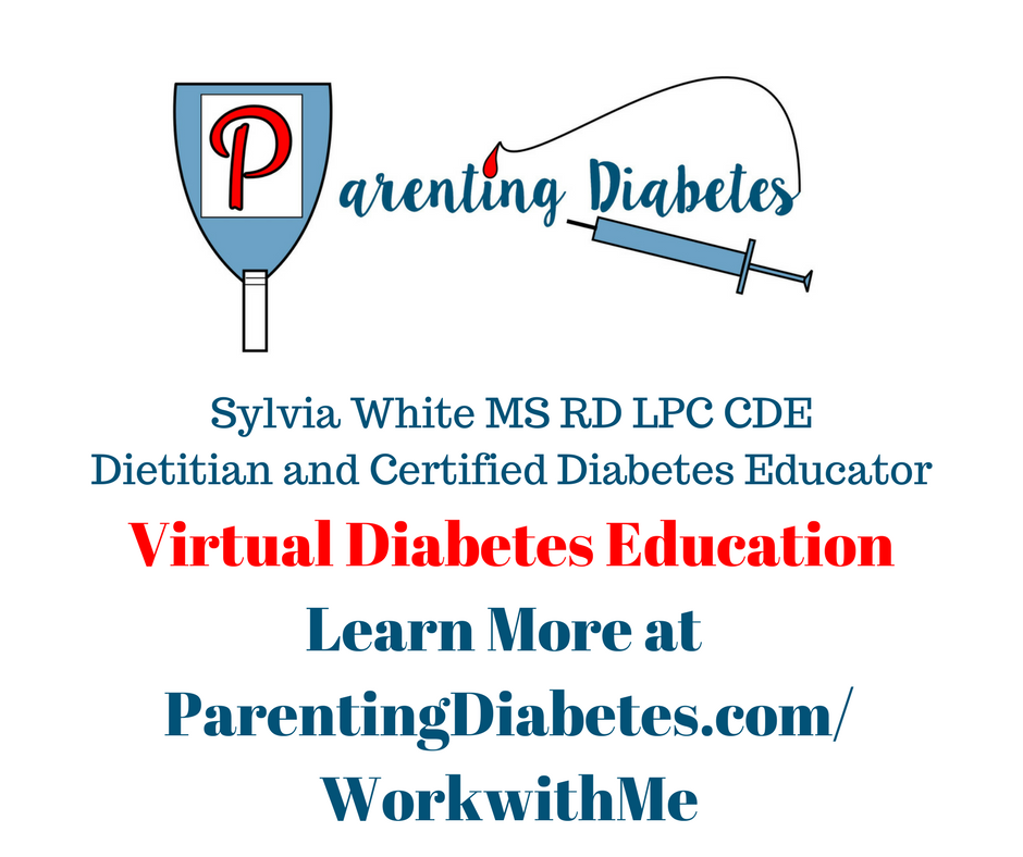 Work With Me Parenting Diabetes Sylvia White Registered